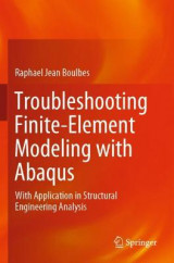 Omslag - Troubleshooting Finite-Element Modeling with Abaqus