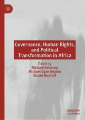 Governance, Human Rights, and Political Transformation in Africa (Innbundet)