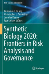 Omslag - Synthetic Biology 2020: Frontiers in Risk Analysis and Governance