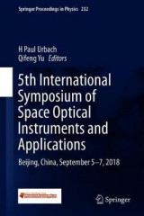 Omslag - 5th International Symposium of Space Optical Instruments and Applications