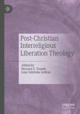 Omslag - Post-Christian Interreligious Liberation Theology