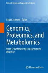 Omslag - Genomics, Proteomics, and Metabolomics
