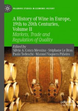 Omslag - A History of Wine in Europe, 19th to 20th Centuries, Volume II