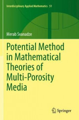 Omslag - Potential Method in Mathematical Theories of Multi-Porosity Media
