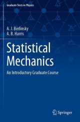 Omslag - Statistical Mechanics