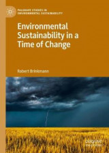 Omslag - Environmental Sustainability in a Time of Change
