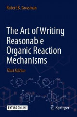 Omslag - The Art of Writing Reasonable Organic Reaction Mechanisms