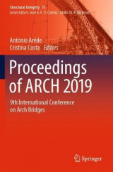 Omslag - Proceedings of ARCH 2019