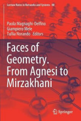 Omslag - Faces of Geometry. From Agnesi to Mirzakhani