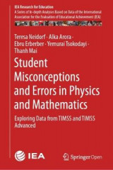 Omslag - Student Misconceptions and Errors in Physics and Mathematics