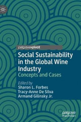 Omslag - Social Sustainability in the Global Wine Industry