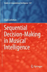 Omslag - Sequential Decision-Making in Musical Intelligence