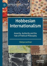 Omslag - Hobbesian Internationalism