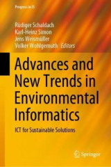 Omslag - Advances and New Trends in Environmental Informatics