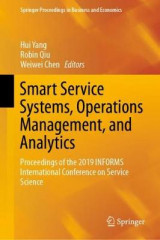 Omslag - Smart Service Systems, Operations Management, and Analytics