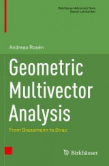 Omslag - Geometric Multivector Analysis