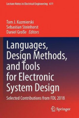 Omslag - Languages, Design Methods, and Tools for Electronic System Design