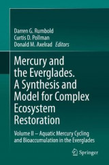 Omslag - Mercury and the Everglades. A Synthesis and Model for Complex Ecosystem Restoration