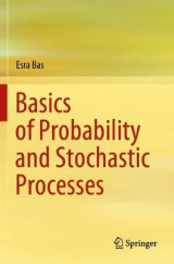 Omslag - Basics of Probability and Stochastic Processes
