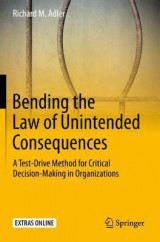 Omslag - Bending the Law of Unintended Consequences
