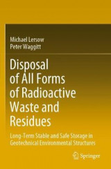 Omslag - Disposal of All Forms of Radioactive Waste and Residues