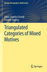 Omslag - Triangulated Categories of Mixed Motives