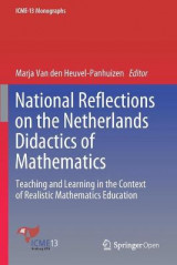 Omslag - National Reflections on the Netherlands Didactics of Mathematics