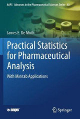 Omslag - Practical Statistics for Pharmaceutical Analysis