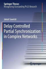 Omslag - Delay Controlled Partial Synchronization in Complex Networks