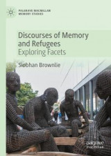 Omslag - Discourses of Memory and Refugees