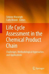 Omslag - Life Cycle Assessment in the Chemical Product Chain