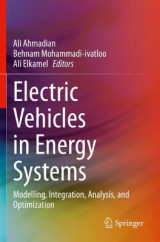 Omslag - Electric Vehicles in Energy Systems
