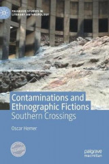 Omslag - Contaminations and Ethnographic Fictions