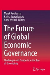 Omslag - The Future of Global Economic Governance