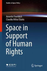 Omslag - Space in Support of Human Rights