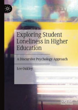 Omslag - Exploring Student Loneliness in Higher Education