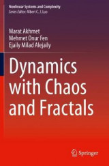 Omslag - Dynamics with Chaos and Fractals
