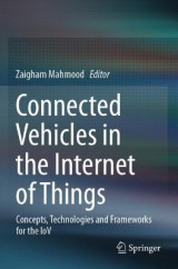 Omslag - Connected Vehicles in the Internet of Things