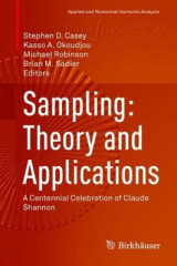 Omslag - Sampling: Theory and Applications