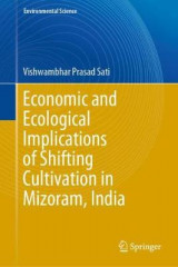 Omslag - Economic and Ecological Implications of Shifting Cultivation in Mizoram, India
