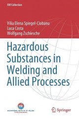 Omslag - Hazardous Substances in Welding and Allied Processes
