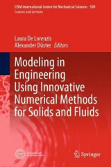 Omslag - Modeling in Engineering Using Innovative Numerical Methods for Solids and Fluids