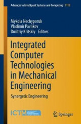Omslag - Integrated Computer Technologies in Mechanical Engineering