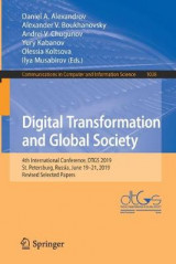 Omslag - Digital Transformation and Global Society
