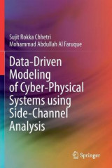 Omslag - Data-Driven Modeling of Cyber-Physical Systems using Side-Channel Analysis