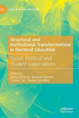 Omslag - Structural and Institutional Transformations in Doctoral Education