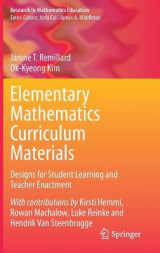 Omslag - Elementary Mathematics Curriculum Materials