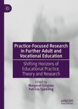 Omslag - Practice-Focused Research in Further Adult and Vocational Education