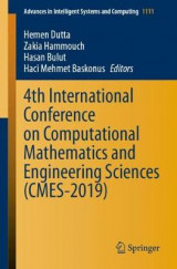 Omslag - 4th International Conference on Computational Mathematics and Engineering Sciences (CMES-2019)