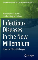 Omslag - Infectious Diseases in the New Millennium